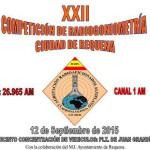 XXII Competición de Radiogoniometría Ciudad de Requena