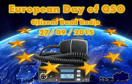 El European Day of QSO se viene celebrando desde 2005
