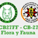 CB27FF son las siglas de CB27 (CB-27) FF (Flora Fauna), son las siglas del programa Flora y Fauna España para CB-27.