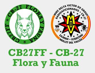 CB27FF son las siglas de CB27 (CB-27) FF (Flora Fauna).