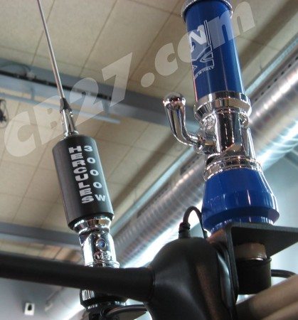 Antenas para móvil K2 Classic Azul y K2 Hercules