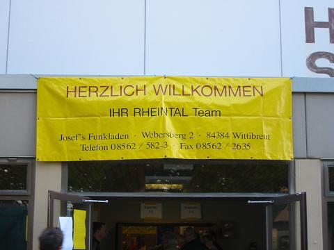 Rheintal Electronica, una cita europea en la que estará presente la CB.