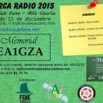 Merca Radio 2015 del Radioclub Fene