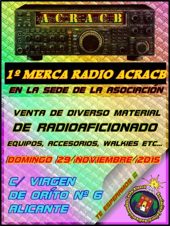 Merca Radio ACRACB 2015