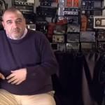 """José María """"Veinteduros"""" y su experiencia CB en el Campo de Gibraltar."""