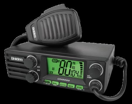 Uniden UH5050, modelo para CB en UHF