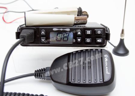 Mini emisora móvil Midland GB1