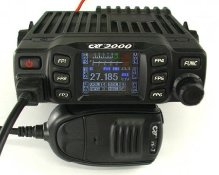 Nuevo transceptor multinorma CRT-2000