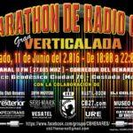 12 horas de radio en Banda Ciudadana CB27