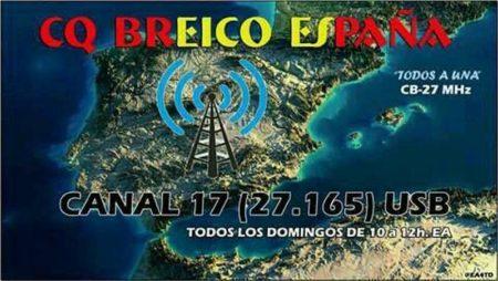 CQ Breico España, una cita dominical que hay que tener en cuenta.