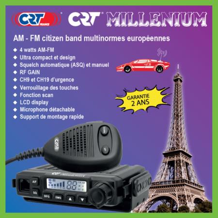 CRT Millenium CB Radio