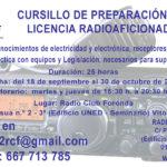El Radio Club Foronda te forma para obtener el diploma de operador de estaciones de aficionado