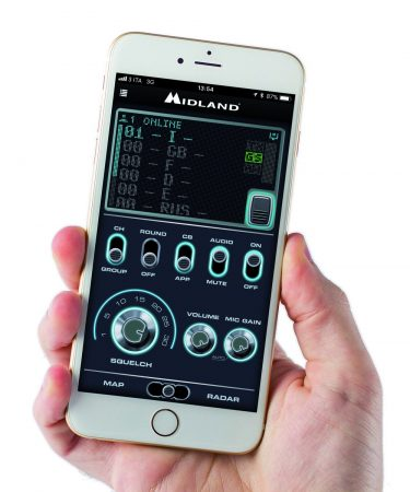 CB Talk, la app complemento de Dual Mike