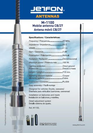 Jetfon M-1100