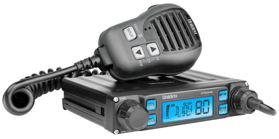Uniden XTRAK 40 CB UHF