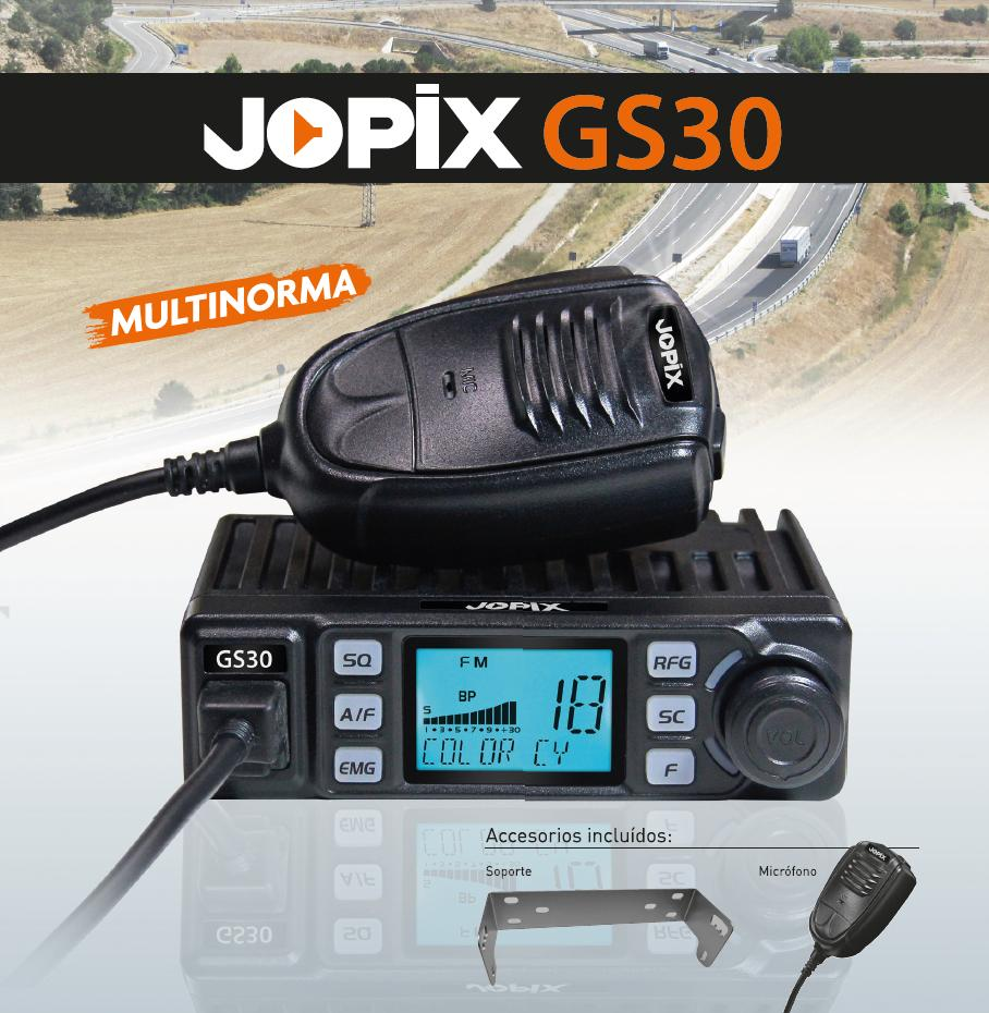 Jopix GS30
