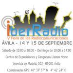 IberRadio 2019: Ávila, 14 y 15 de septiembre de 2019