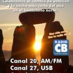 Quedada CB, el sábado 20 de junio de 2020