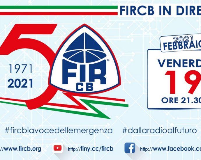 La Federación Italiana de Banda Ciudadana cumple 50 años