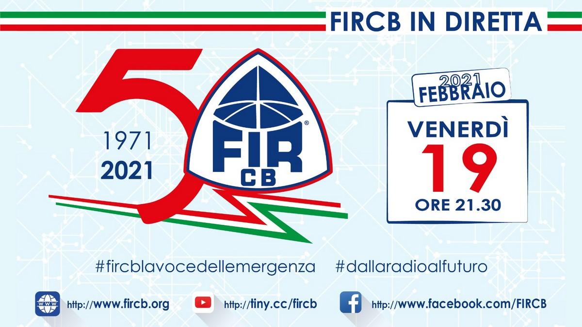 La Federación Italiana de Banda Ciudadana cumple 50 años.