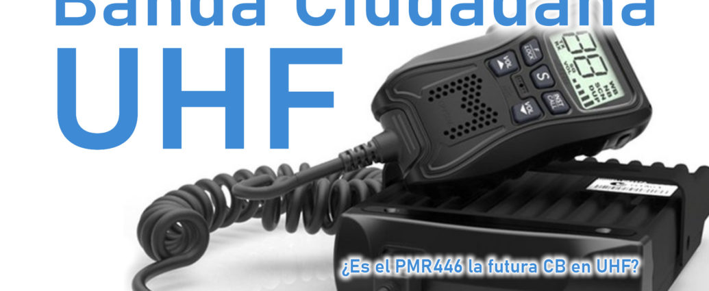 Banda Ciudadana en UHF