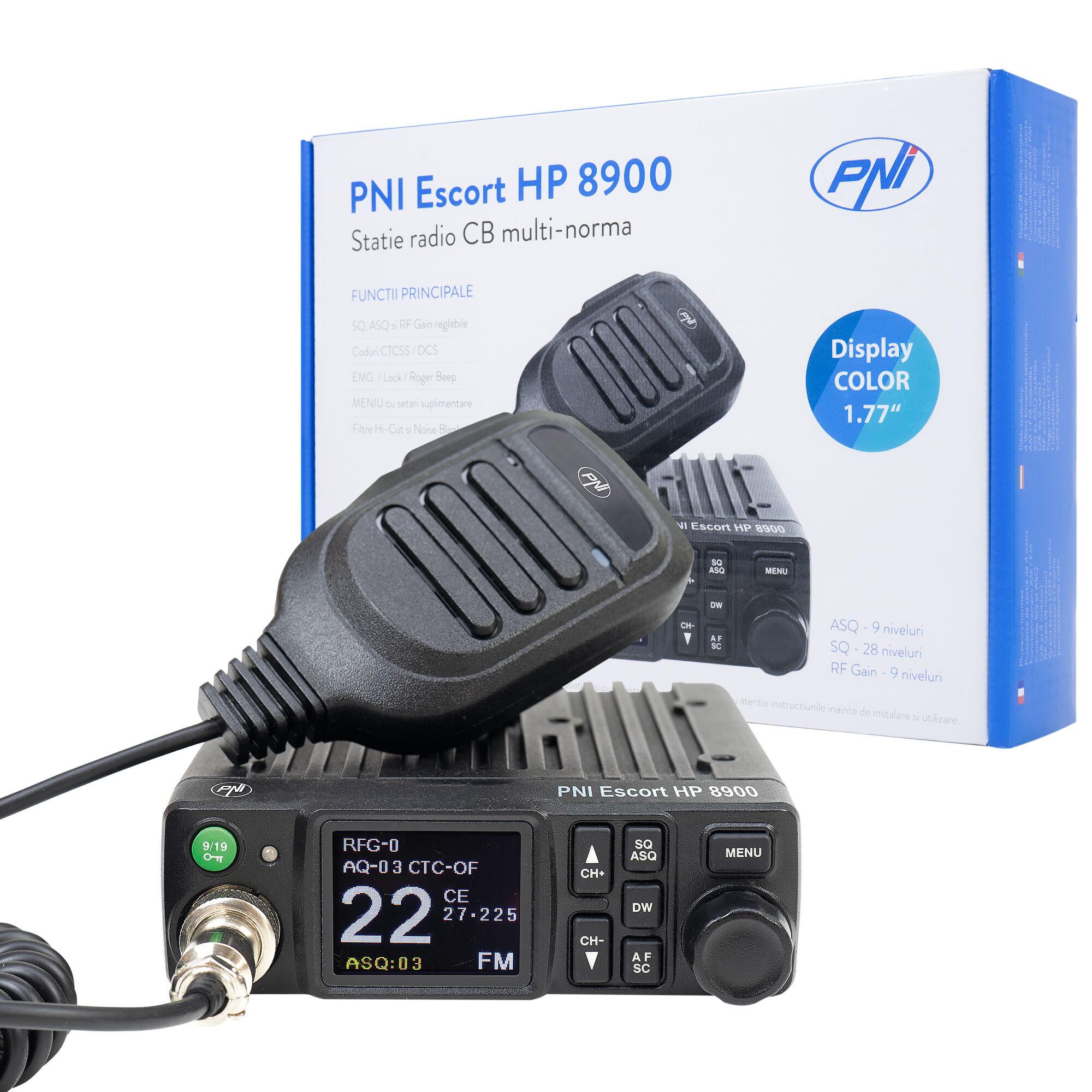 PNI Escort HP 8900