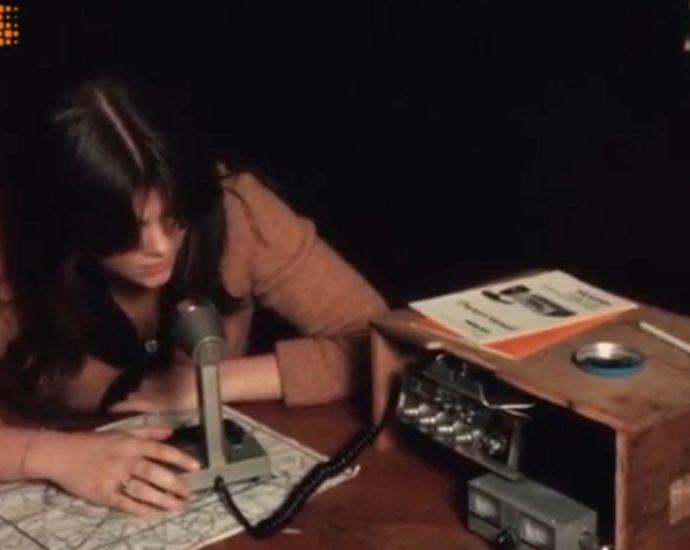 Uso de la Banda Ciudadana en Bélgica en 1979.