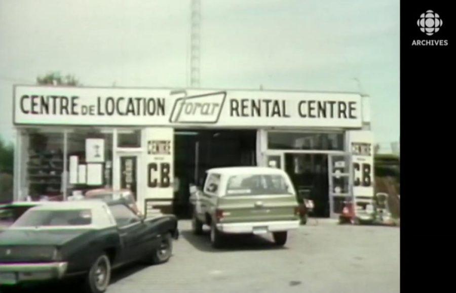 La CB en Canadá, 1977