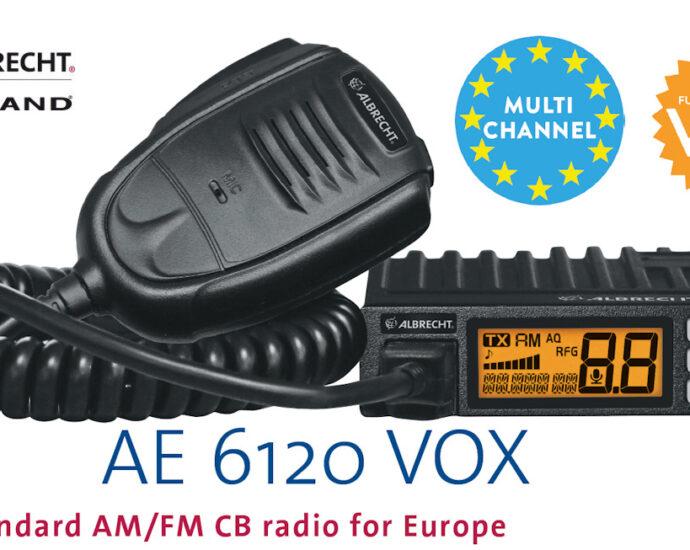 Midland Albrecht AE 6120 VOX
