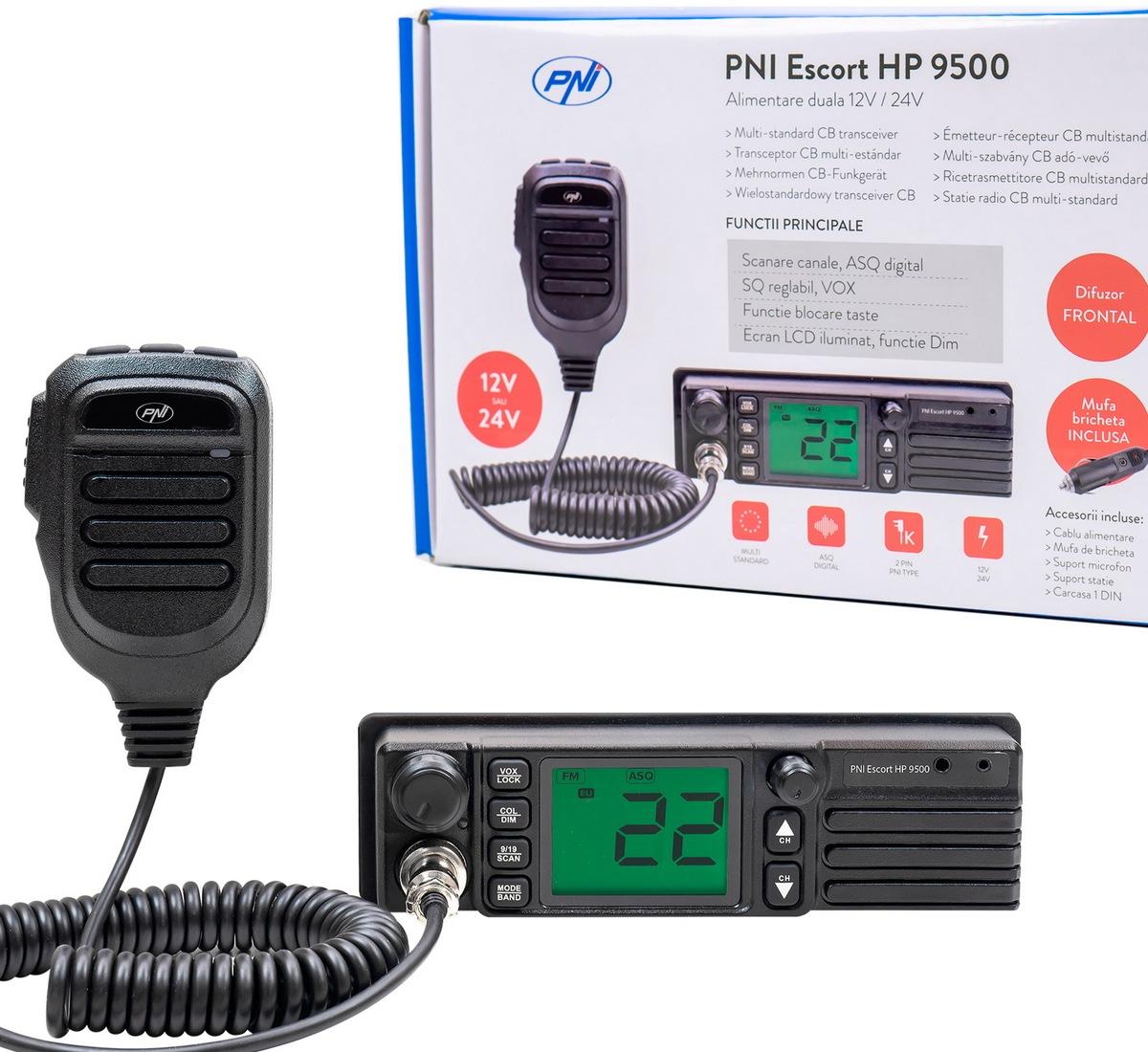 PNI Escort HP 9500