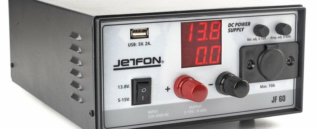 Fuente de alimentación Jetfon JF.