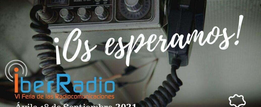 IberRadio. VI feria de las comunicaciones.