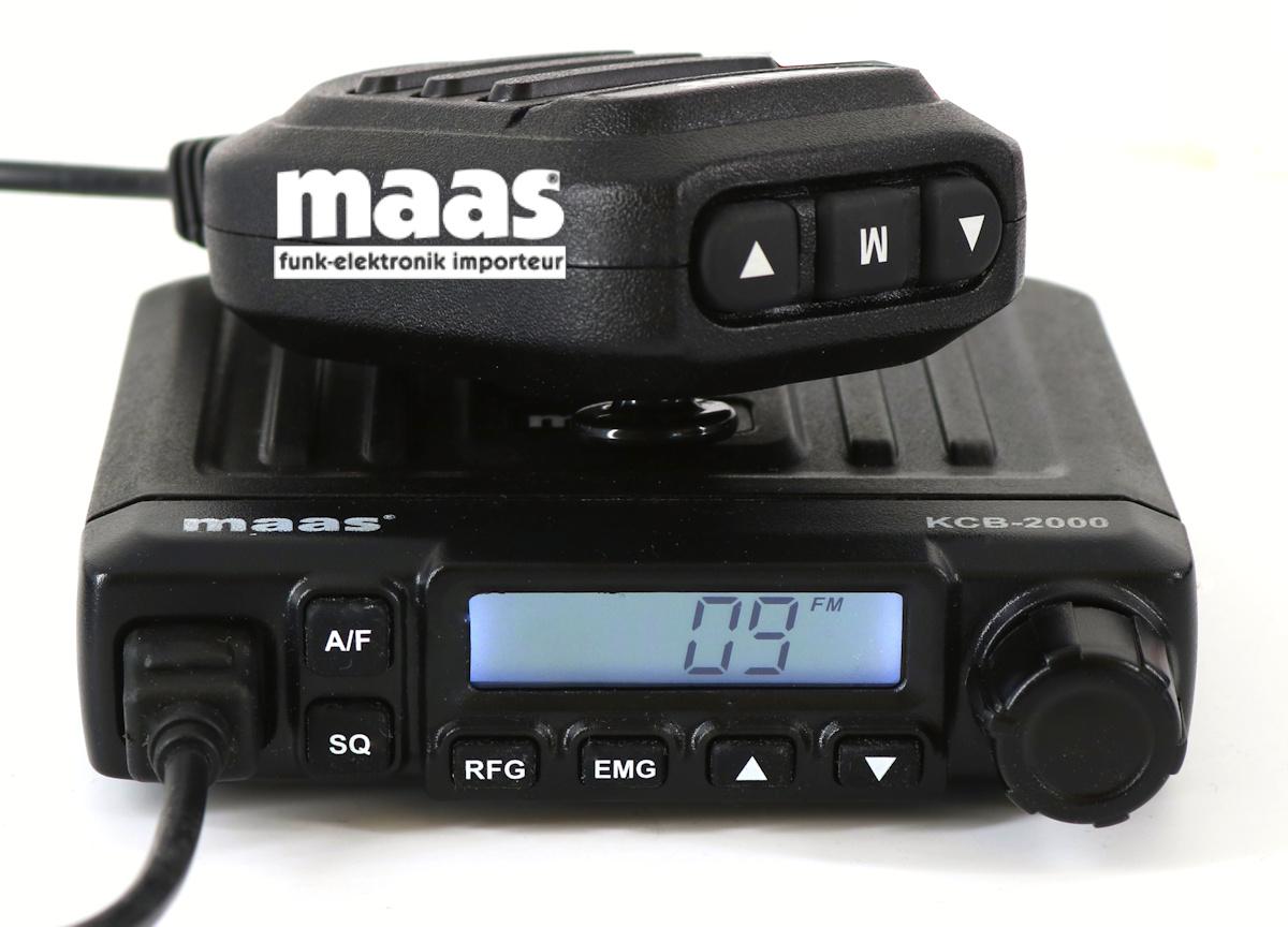 MAAS KCB-2000