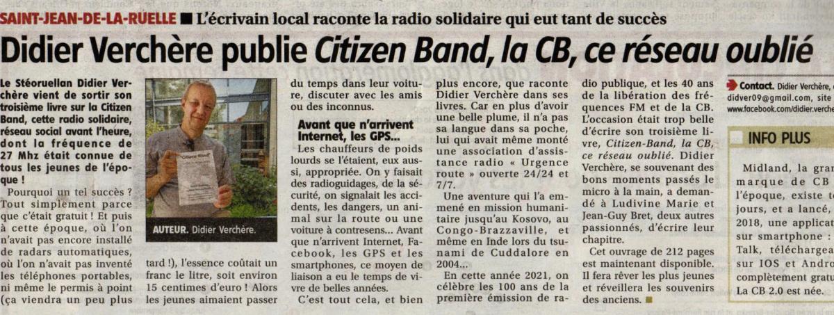 Banda Ciudadana, la CB, esa red olvidada.