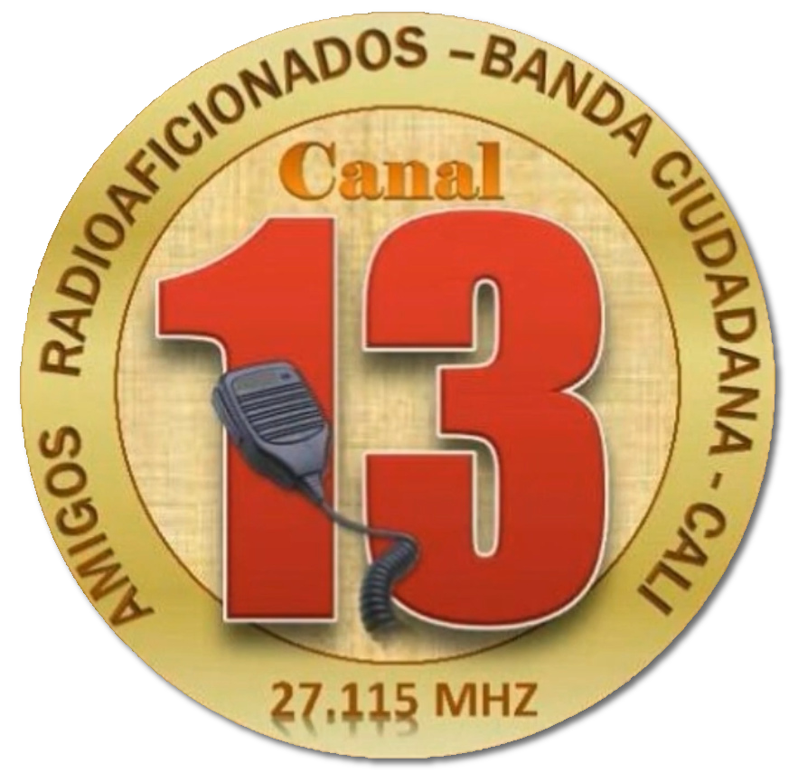 Canal 13 CB27 Cali Colombia