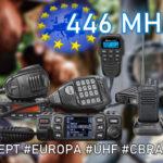 Campaña para la eliminación de restricciones en la banda PMR446.